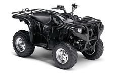 The Yamaha Grizzly 700 Special Edition